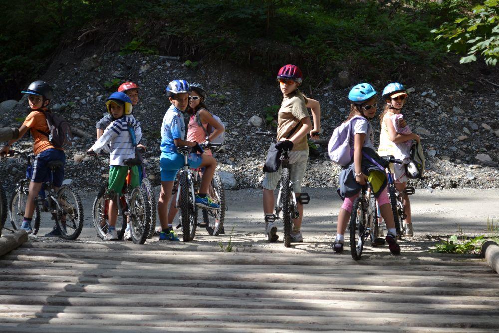 activitate de mountainbiking